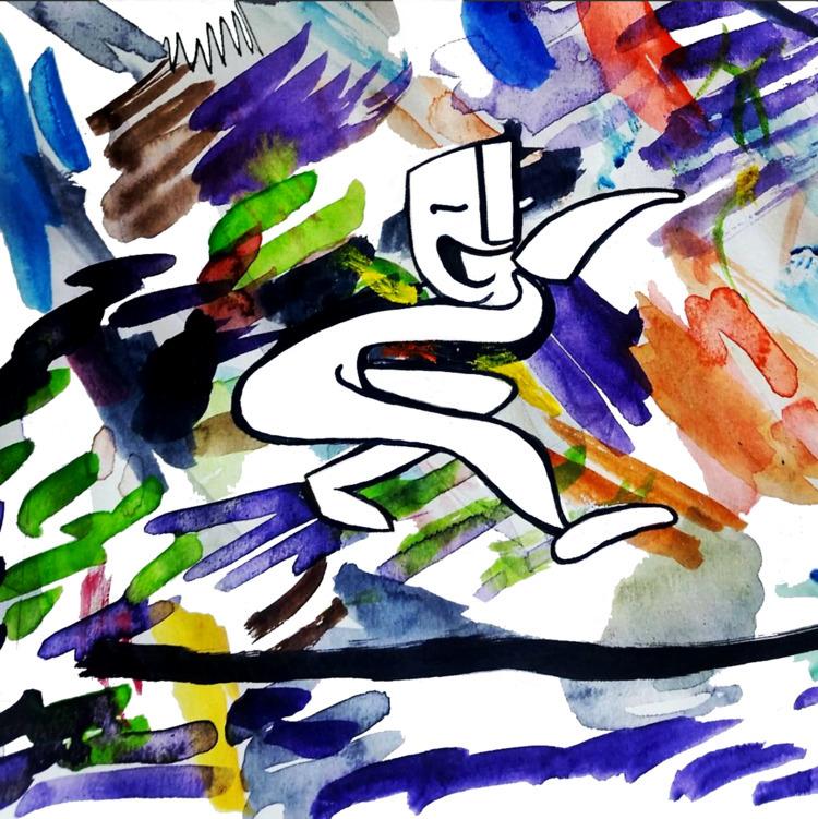 dancing color. Submitted Design - dilruba   ello