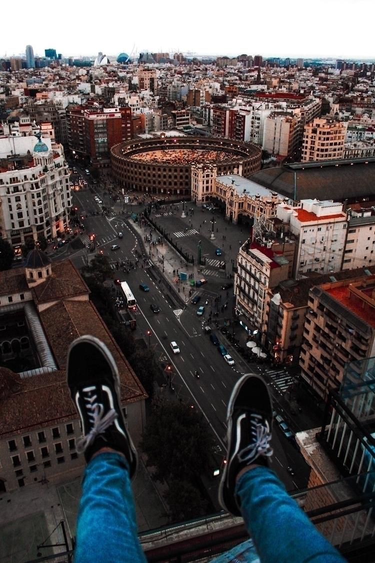 Top Pl. Sant Agustí, València - rooftop - bac_phto | ello