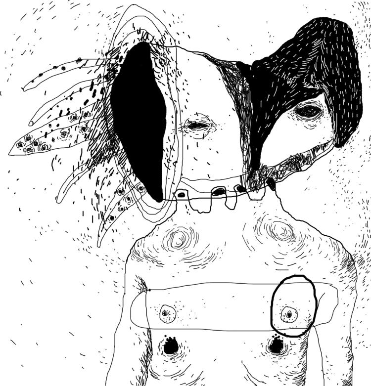 illustration, fantasy, creature - amuto | ello