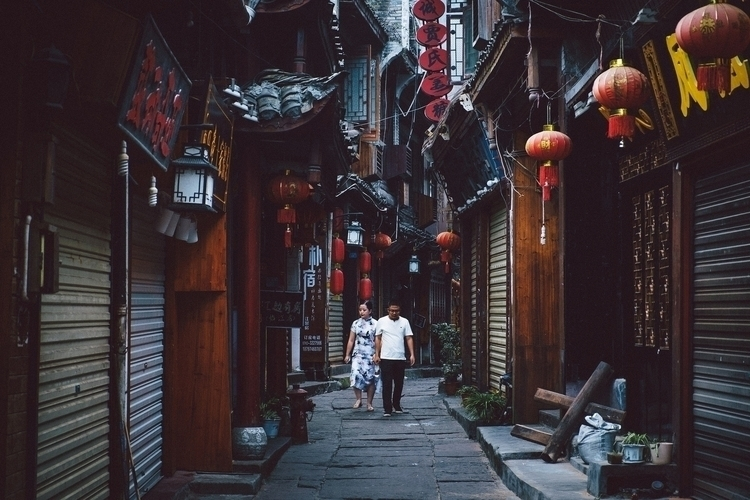 Fenghuang China / 18-55mm - Fujifilm - mrdurian | ello
