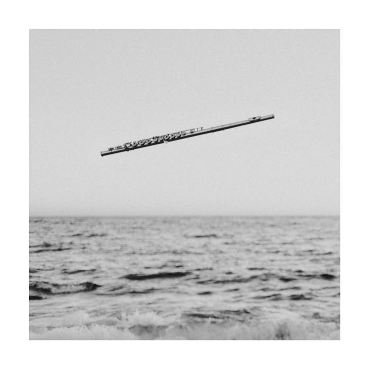 flute, music, photography, sea - mariajuarez | ello