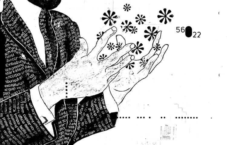 Magic - typedesign, typography, illustration - funskurstjens | ello