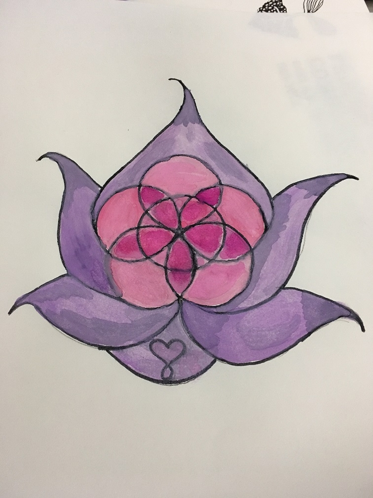sacred lotus - skyzer23 | ello