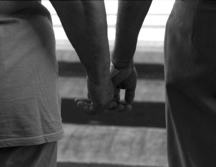 Mature love - photography, filmphotography - lxchance   ello