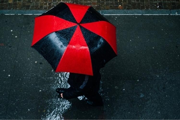 fujifilm, red, black, streetphotography - c__mcbride | ello
