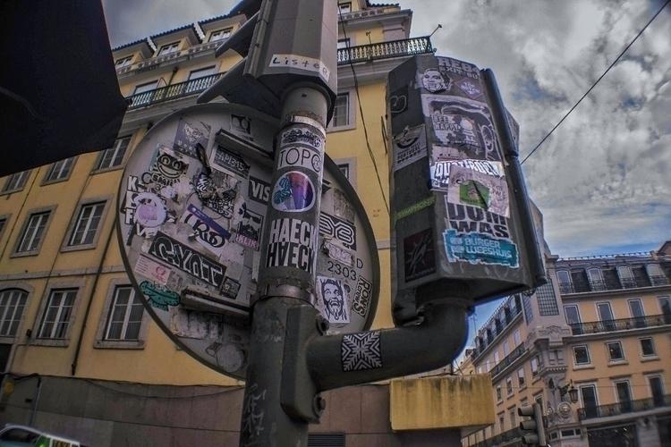 Title: Stickers street Brand/ow - nashagraff | ello