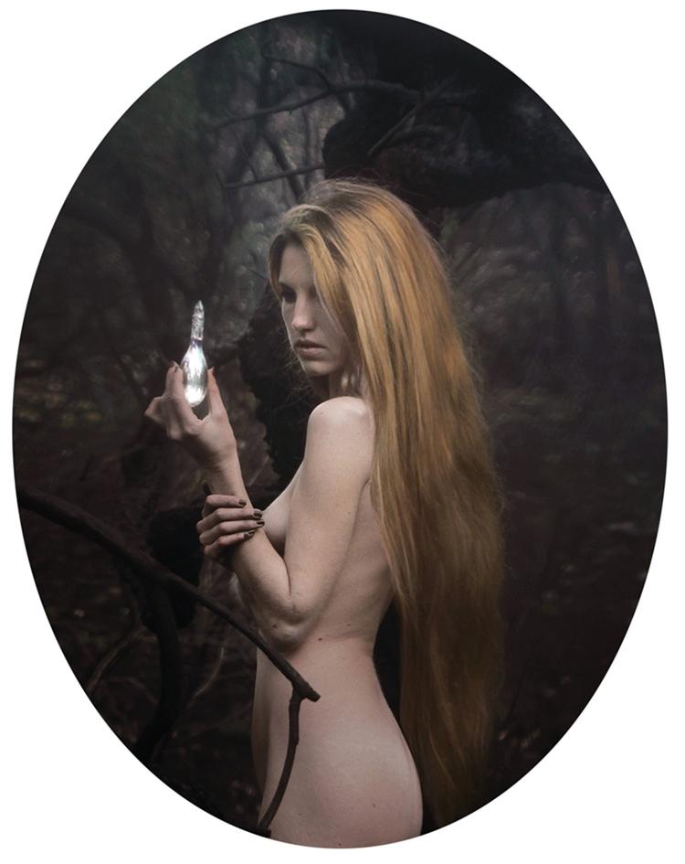"""Ondine"" — Photographer: Natali - darkbeautymag | ello"