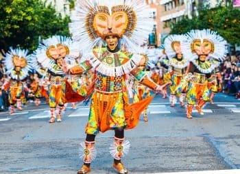 Conoce uno de los mejores carna - carnavales | ello