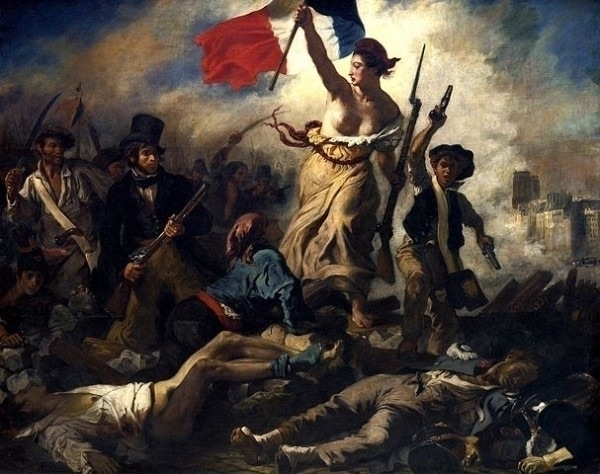 Paris, Louvremuseum, travel, revolution - morro_photography | ello