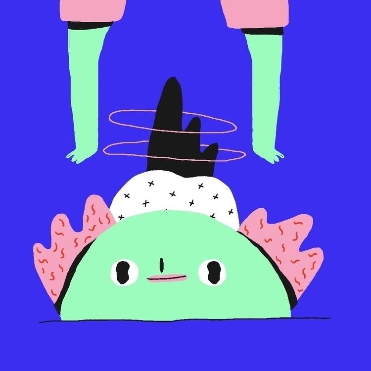 Black hole - Characterdesign, character - nosoyserge | ello