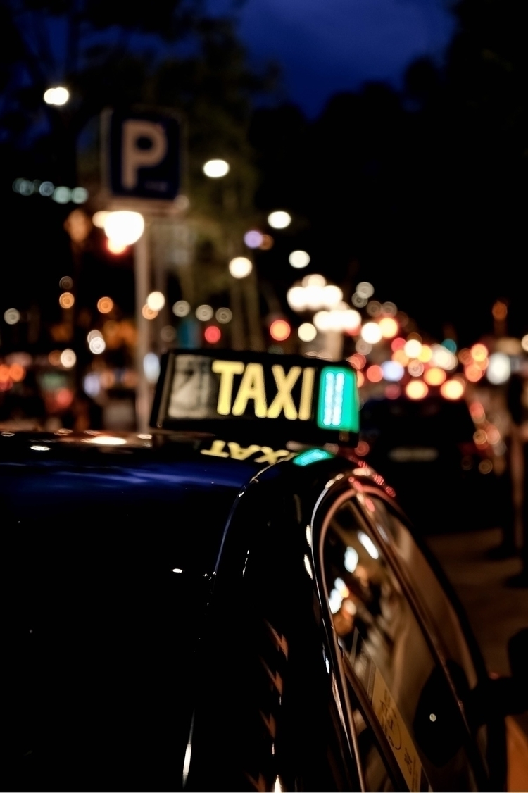 Taxi - barcelona, bcn, ello, ellophotography - eduluke75 | ello
