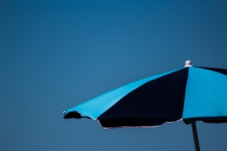 Blue, Sky, LightBlue, Umbrella - yemzem | ello