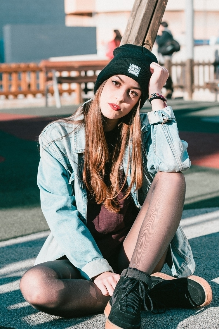 :girl:Yaisa  - salvafphotography - salvafernandez | ello