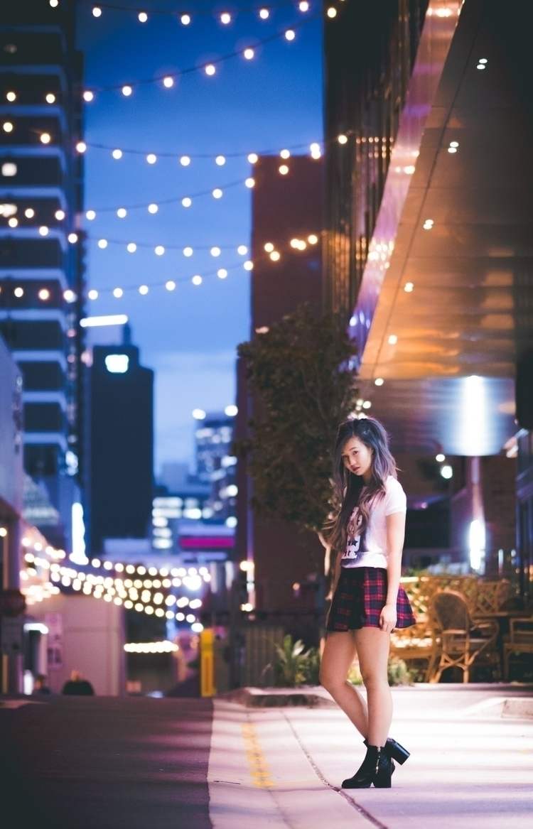 street shoot central Brisbane - girl - jkdimagery | ello