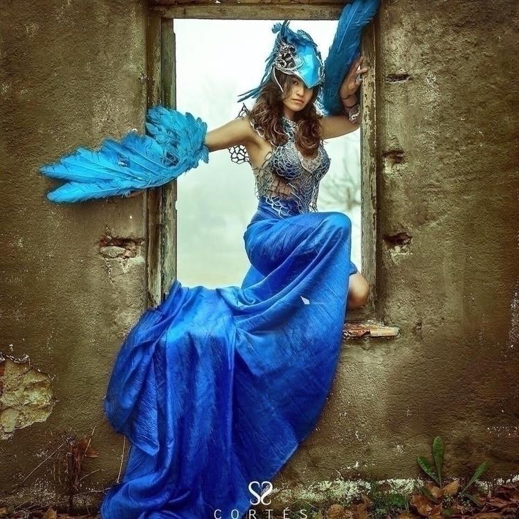 Soul Blue:blue_heart: Styling P - tjceballos | ello
