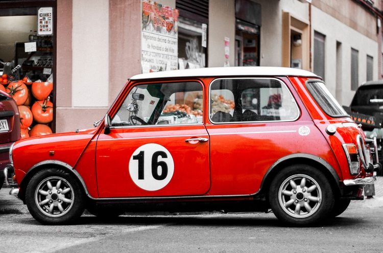 mini - madrid, spain, cars, creator - lightkami | ello