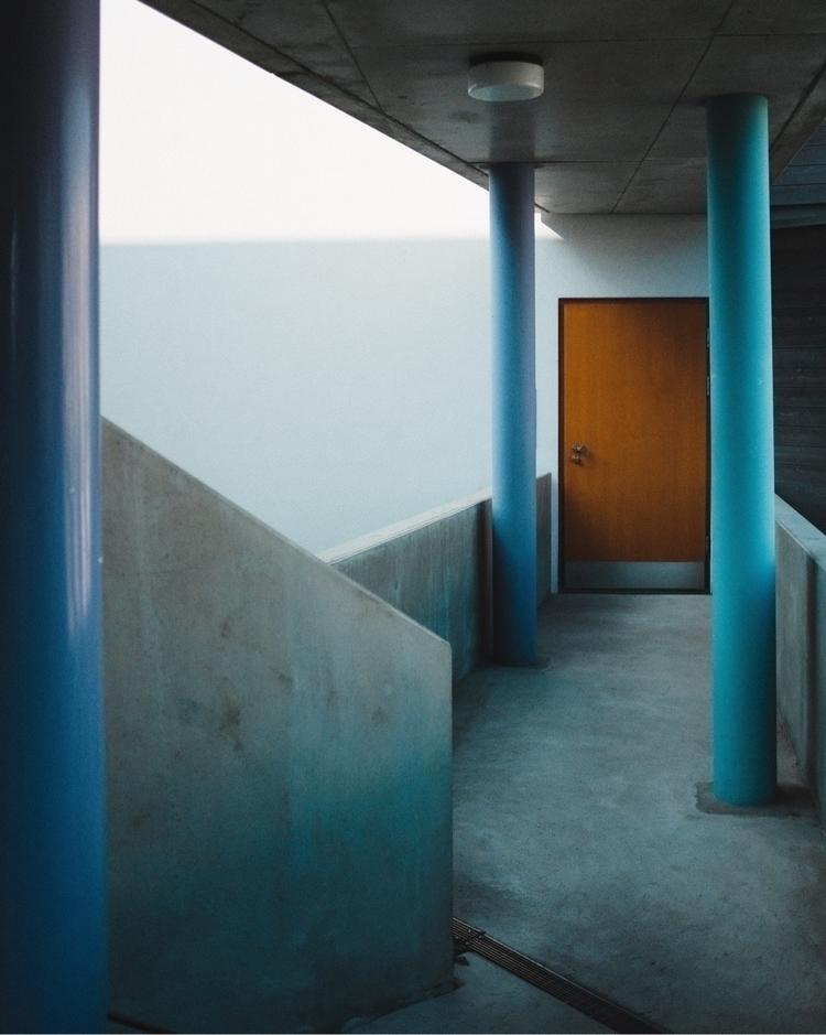 architektur, architecture, concrete - visuellamende | ello