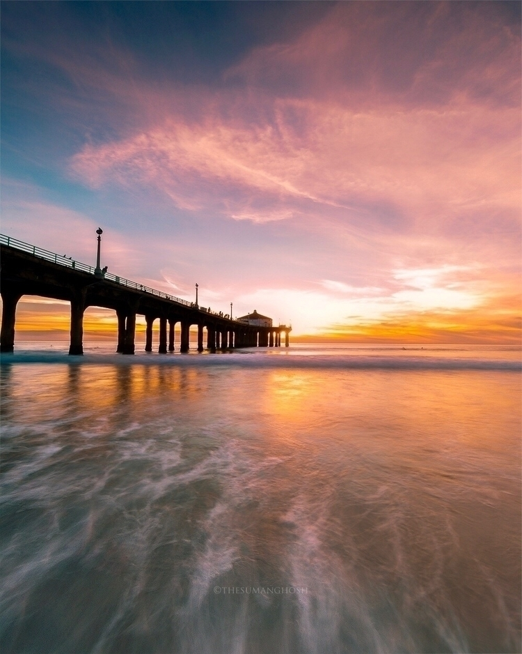 Souther California Winter Warmn - artbyabong | ello