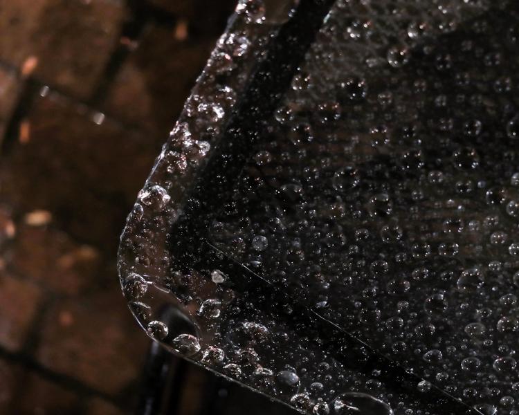 Lluvia vidrio || Rain glass - rainy - aleu4 | ello