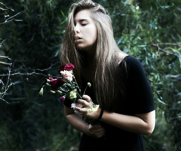 flowers, death, photo - janetrec | ello