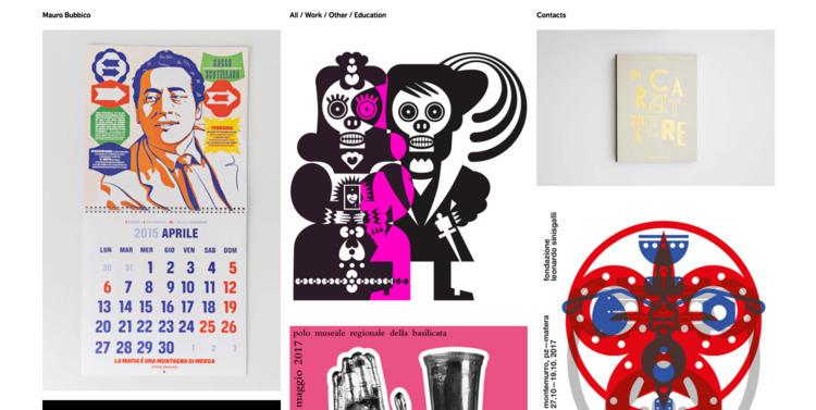 Mauro Bubbico, Graphic Designer - canefantasma | ello