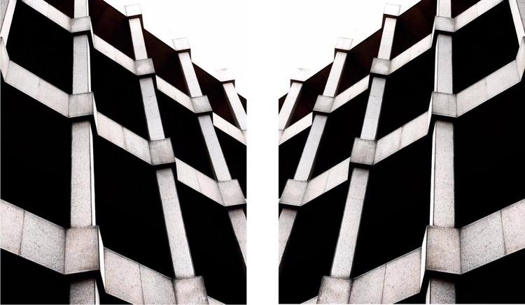 •Building photographed Chueca,  - isabelmoraleda | ello