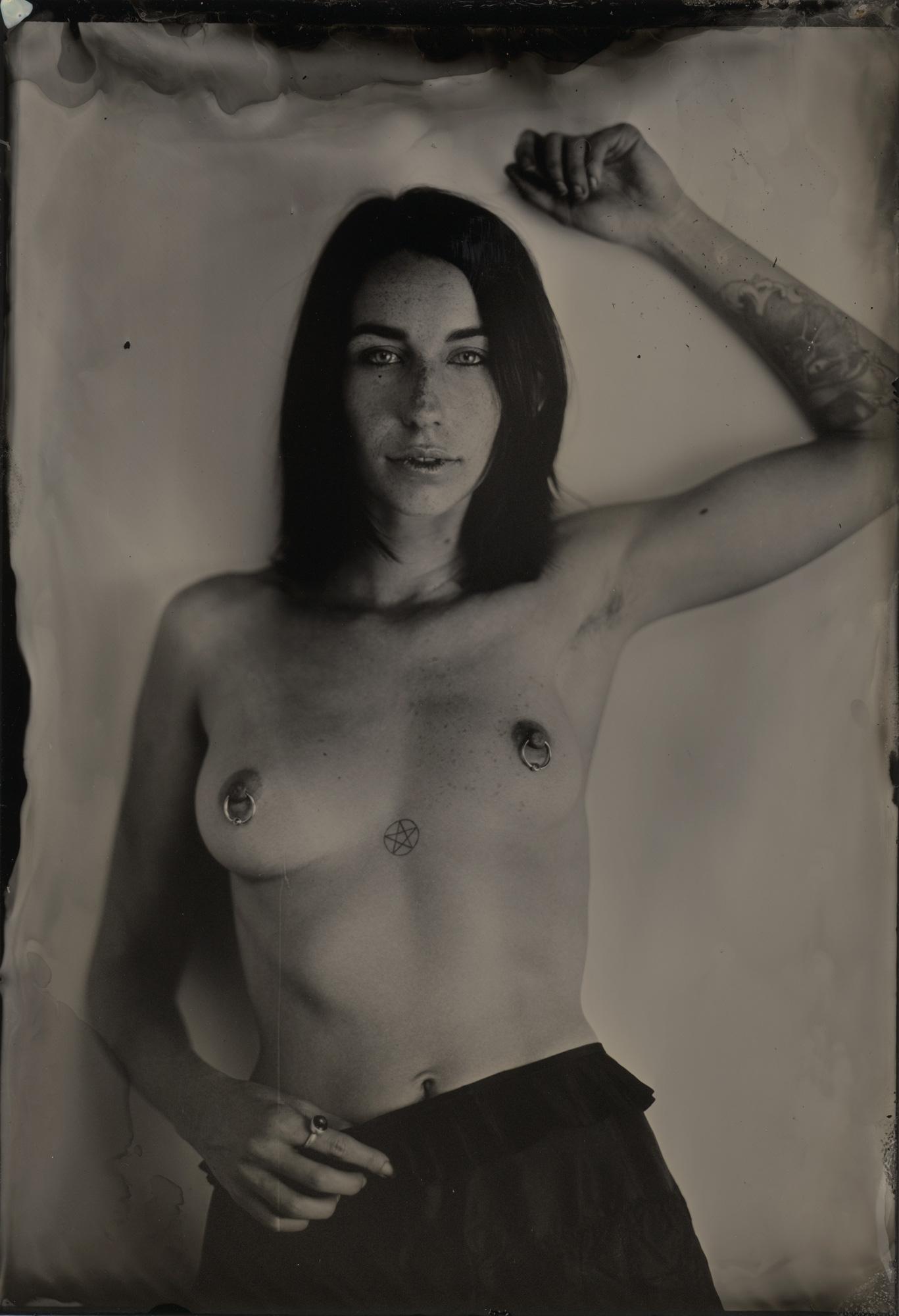 Gothlet Tintype - tintype, wetplate - lacunha | ello