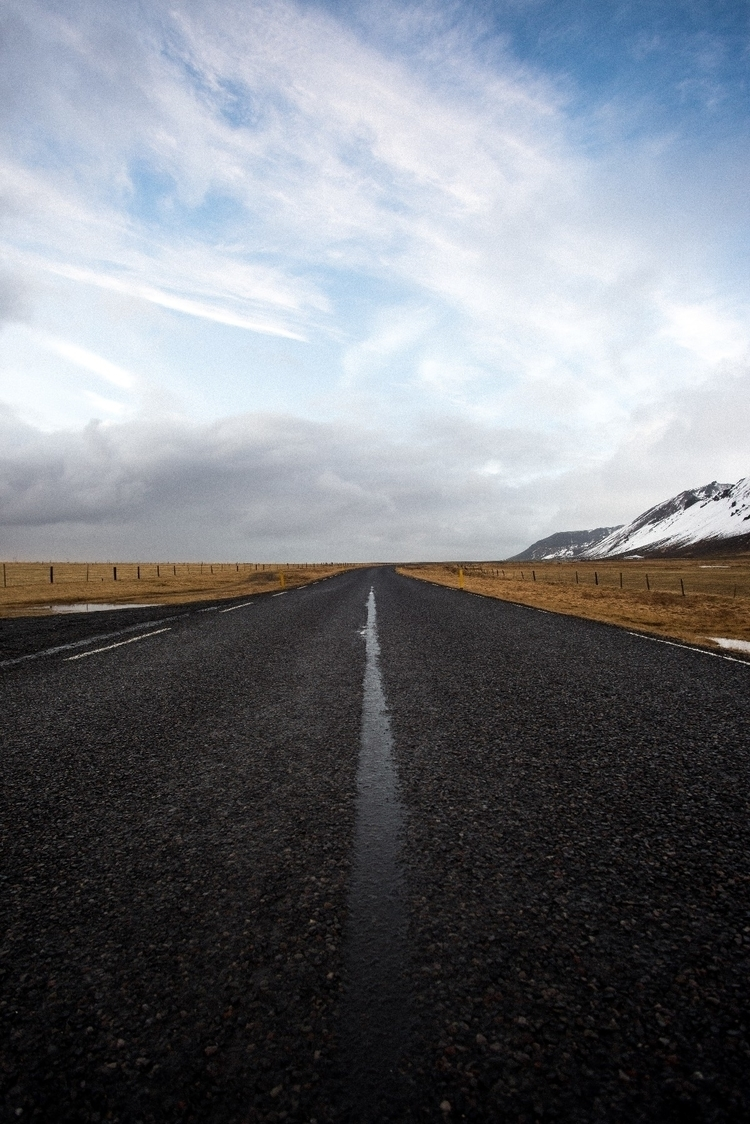 Iceland roads. Submitted Design - ylagef | ello