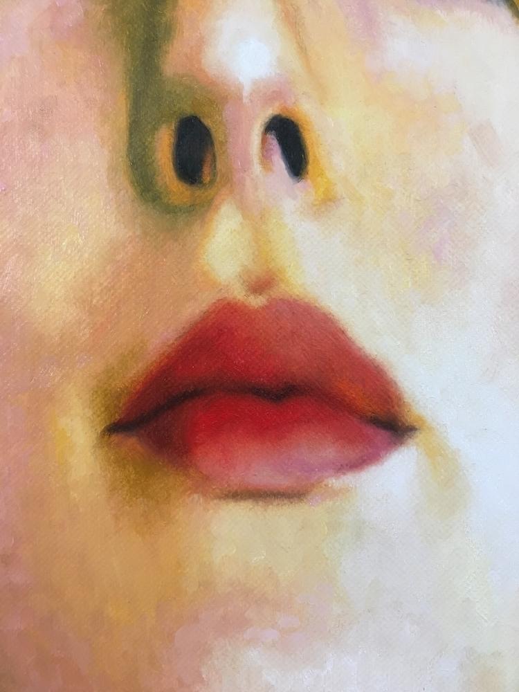 working series paintings postin - nadinerobbinsart | ello