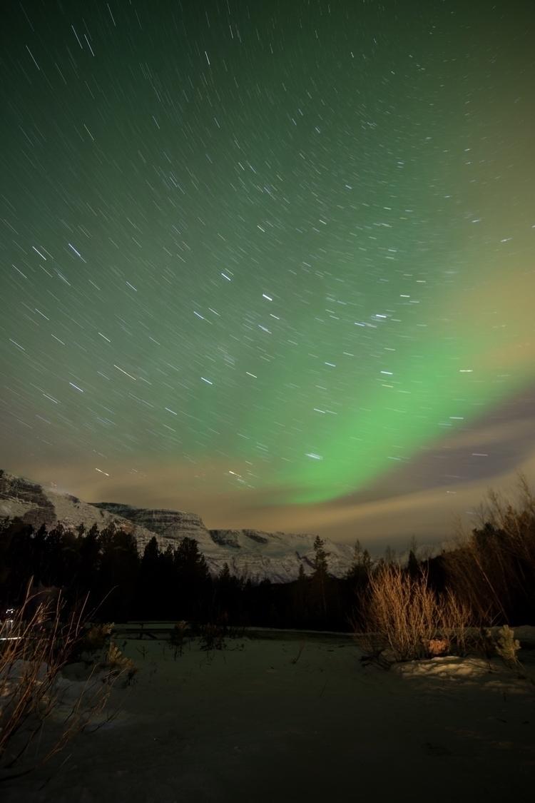 Circumpolar, AuroraBorealis, Norway - photogralvy | ello