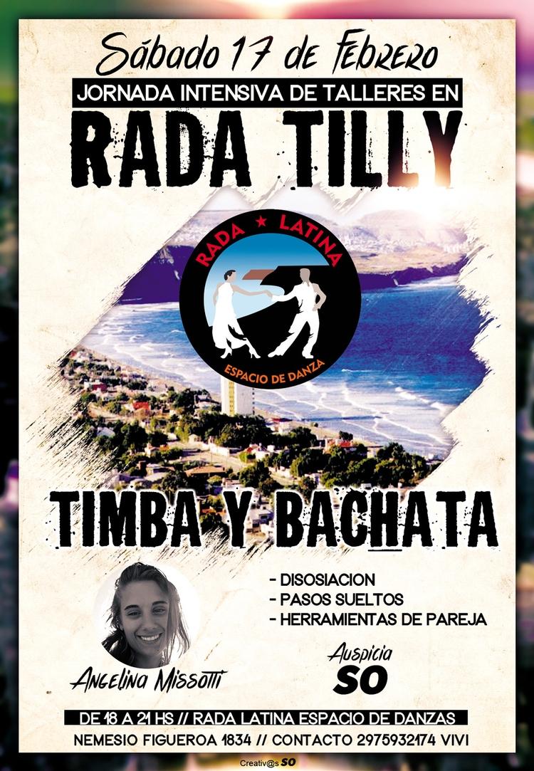 17/02/2018 - Timba, Bachata, BailarEsLoQueMeHaceFeliz!!! - negraangi | ello