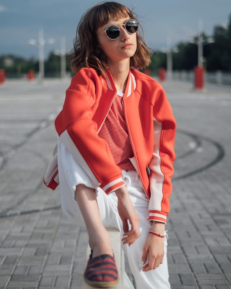 Waiting sun - portrait, fashion - dulin | ello