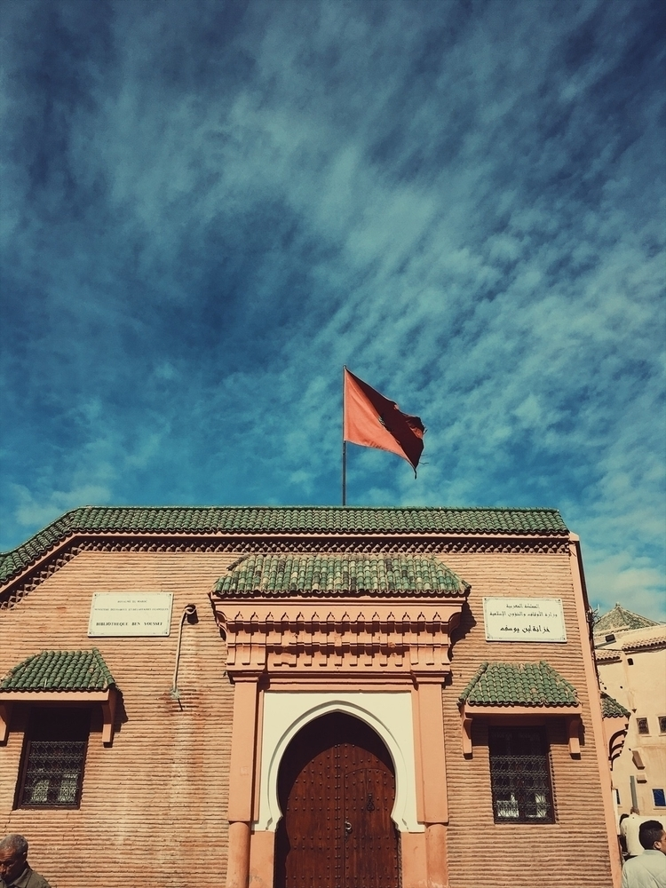marrakech, marrakesh, ysl, yvessaintlaurent - and_jorgensen | ello