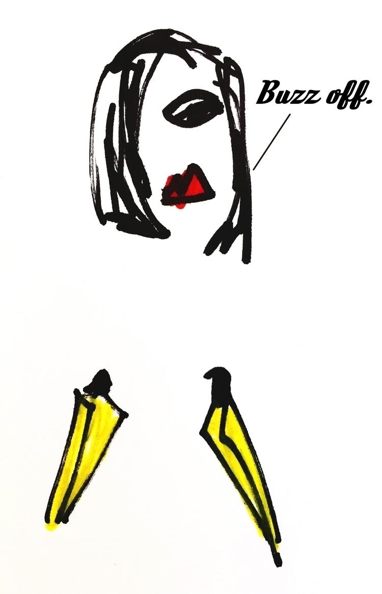 Buzz prints - art, illustration - jkalamarz | ello