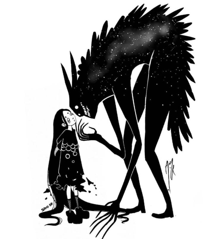 Artist = - monstersholdingbitches | ello
