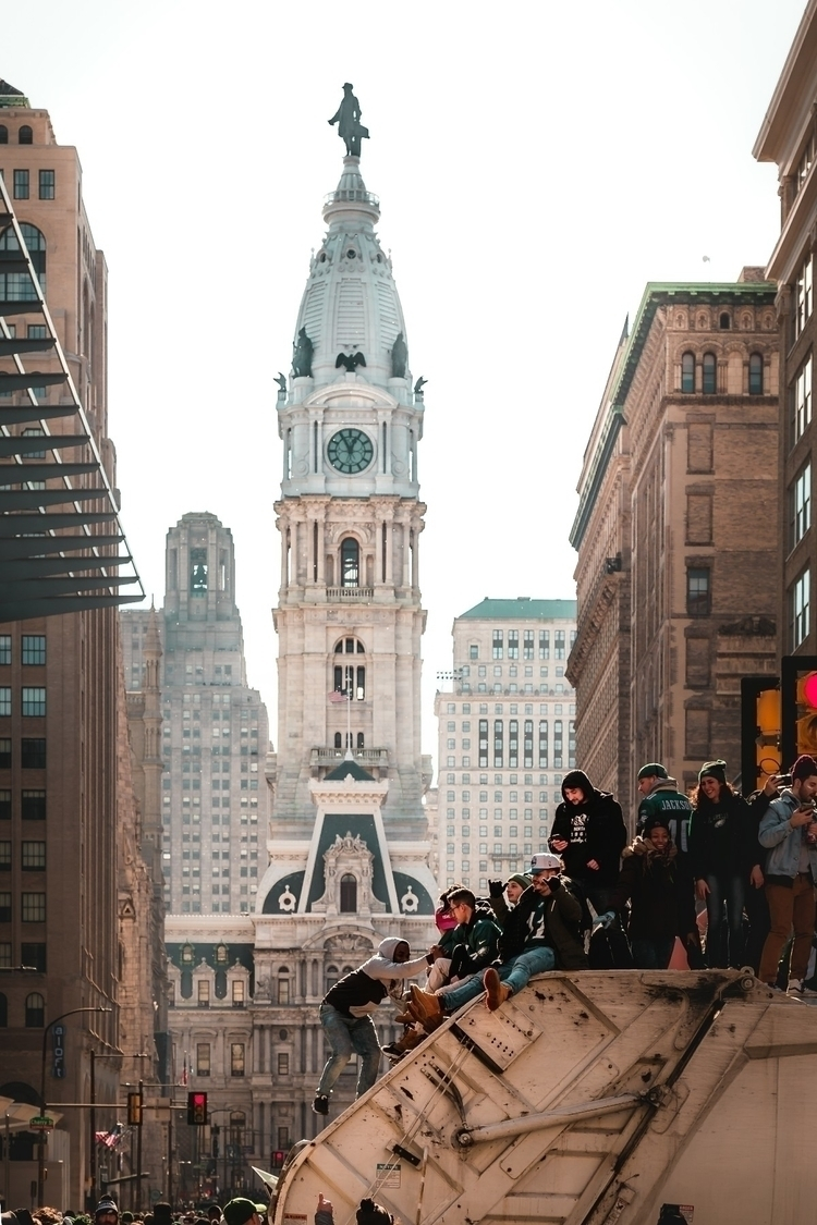 Philly Eagles Parade - philly, philadelphia - asyomin | ello
