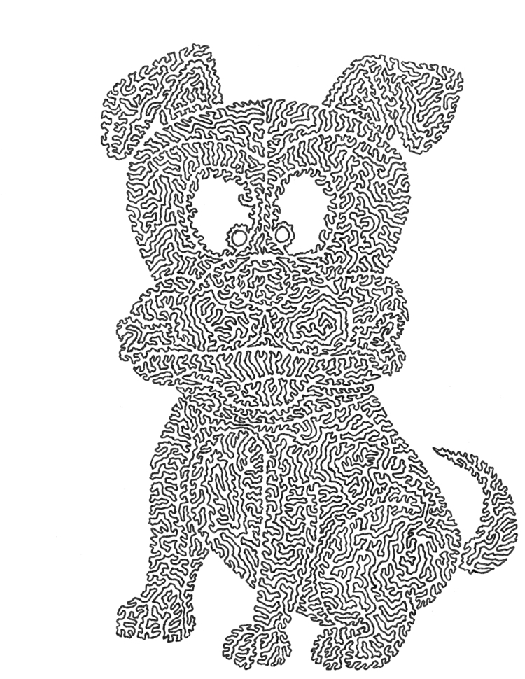 purchase coloring book pages cl - maxwell_in_the_abstract | ello