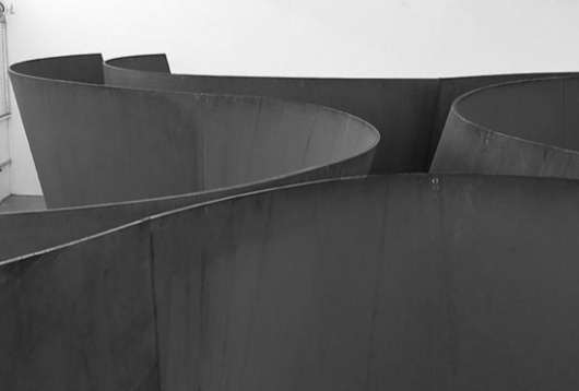 archive - richard serra - bluevertical | ello