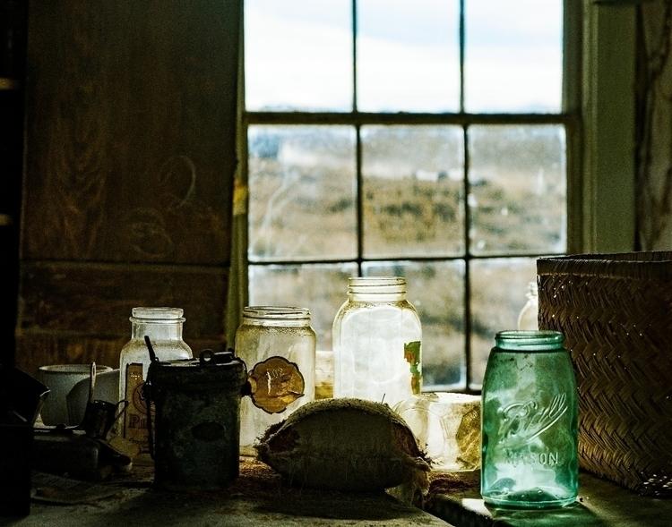 abandoned, goldmine, moody, nikon - chittypictures | ello