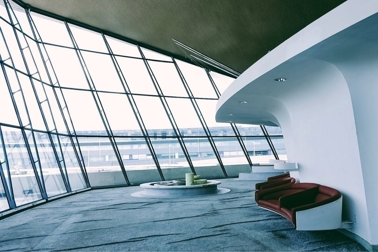 TWA FLIGHT CENTER hotel JFK - photography - brdgt_ | ello
