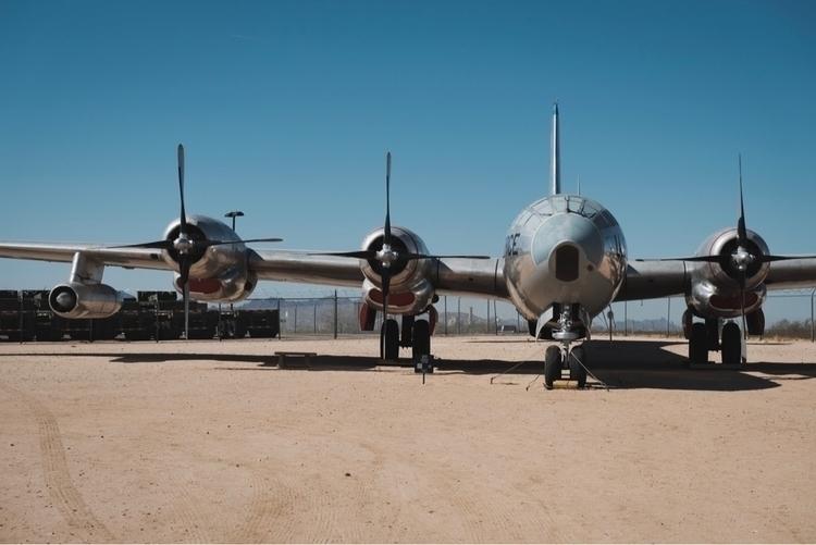 Air space, Pima Space Museum - xseries - kch | ello