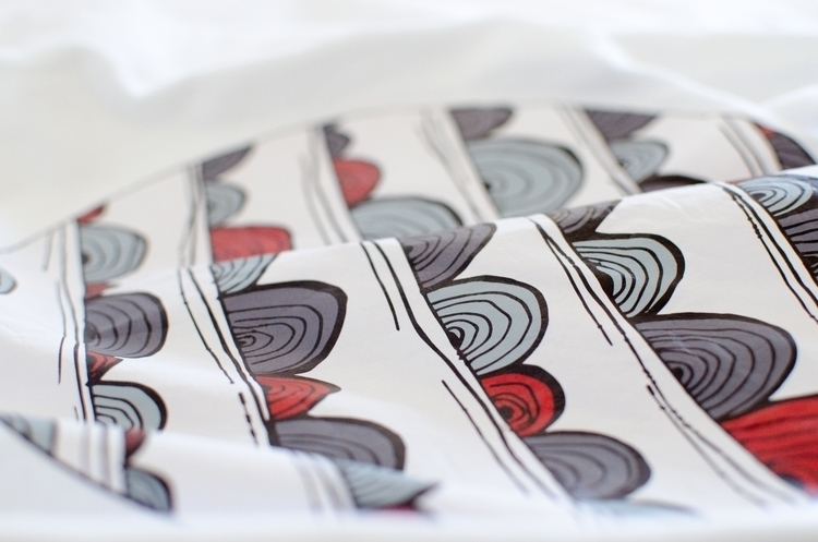 set designed - Tshirt, Pattern, Illustration - jessicafleur | ello