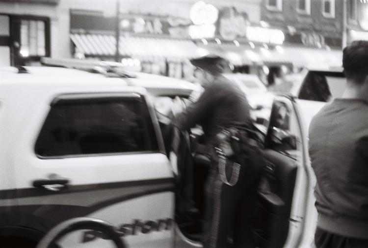 Boston Police - 35mm, filmisnotdead - baverill   ello