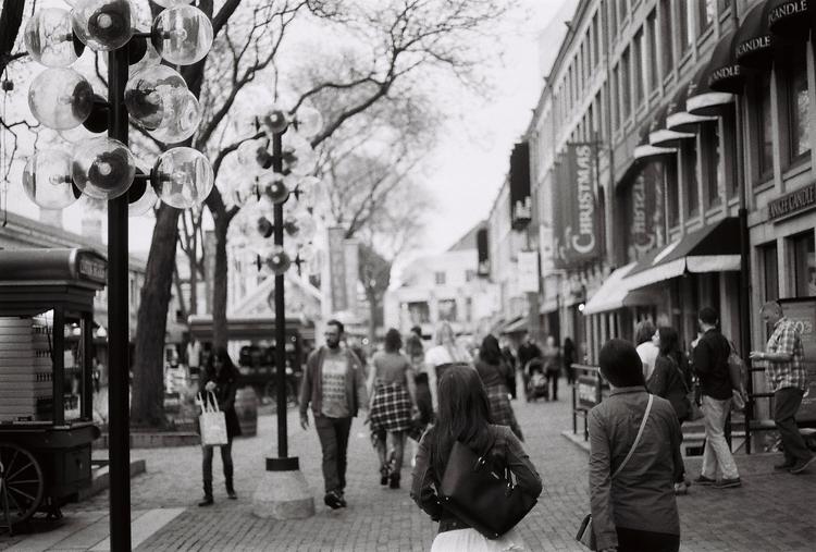 Boston Street - 35mm, filmisnotdead - baverill | ello
