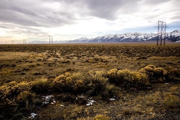 Nevada, 2018. hopped car times  - katherineacart | ello