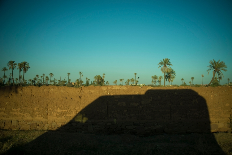 Driving - morocco, photography, color - perezcruz | ello