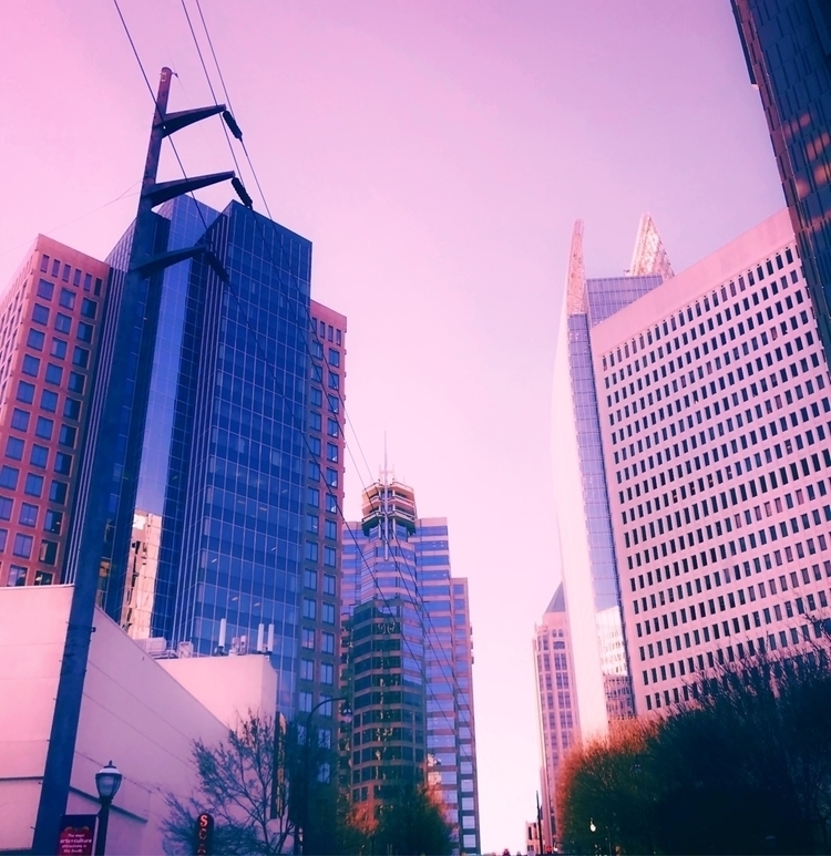 cityscape, city, ATL, Atlanta - wabearultra | ello