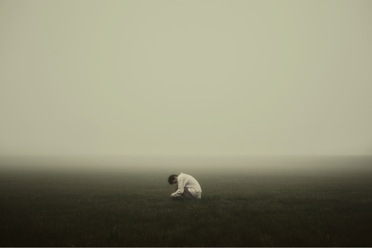 LOST 03 - fog, portrait, green, dark - nickraz00 | ello
