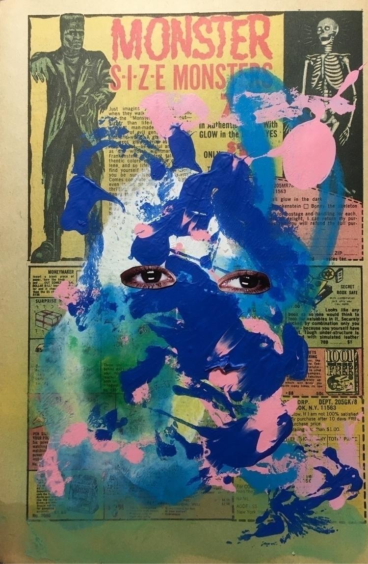 Untitled spray paint, enamel co - artbyrobertperez | ello