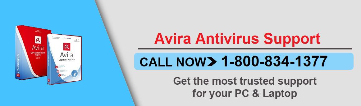 Online Help is available to Install Avira Antivirus